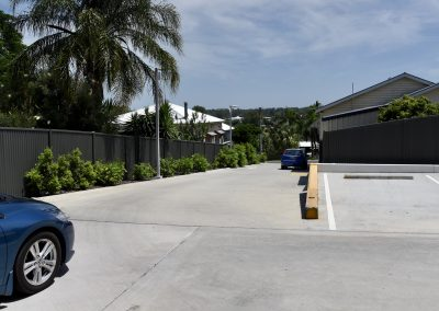 ColorBond Fence - Blue Sky Yards