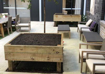 Raised Garden Beds - Blue Sky Yards Gympie